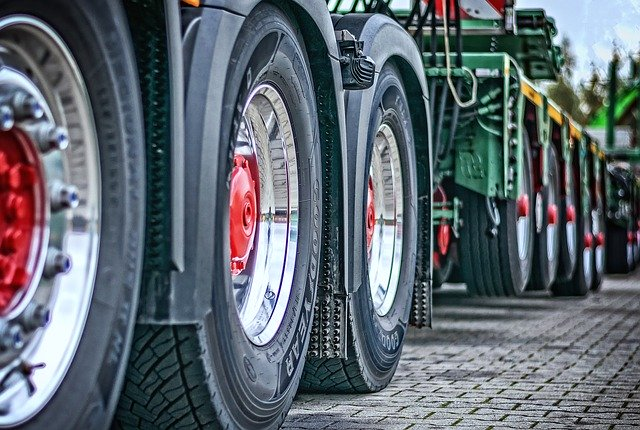 Traffico mezzi pesanti